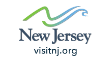 The VisitNJ.org logo serves as a link to their website, the official tourism site of New Jersey.