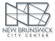 NBCC logo heading above upcoming events for the wide ranging events & entertainment options in New Brunswick City Center.
