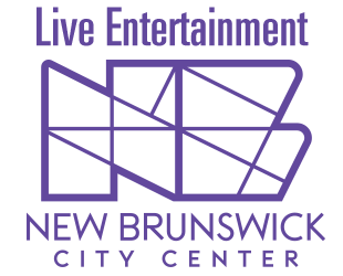Live Entertainment above the NBCC logo complements the wide variety of performing arts & entertainment found in City Center.