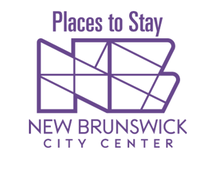 Places to Stay above the NBCC logo complements the above image illustrating the comforts and amenities of a luxury hotel.